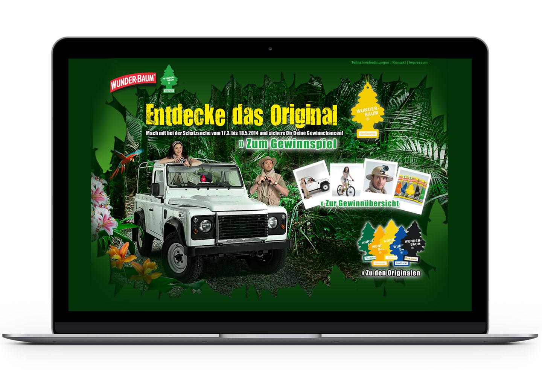 Langenstein Markencases: WUNDER-BAUM Discover the Original