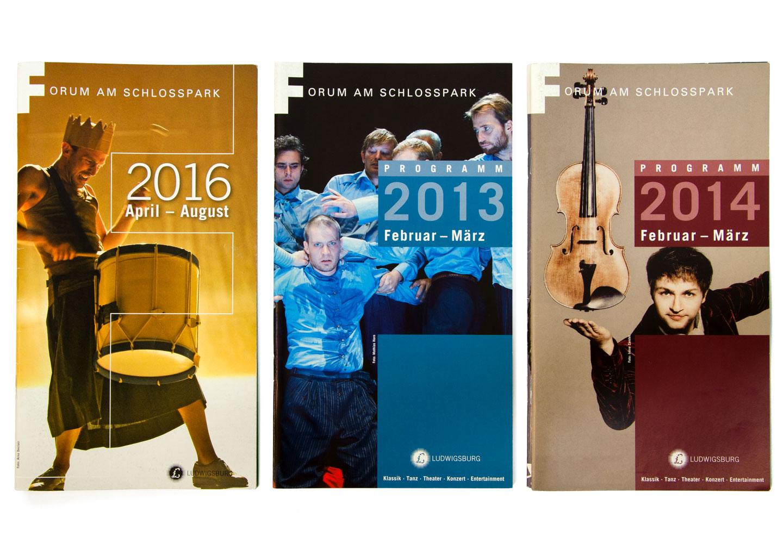 Langenstein Portfolio: Forum Monatsprogramm