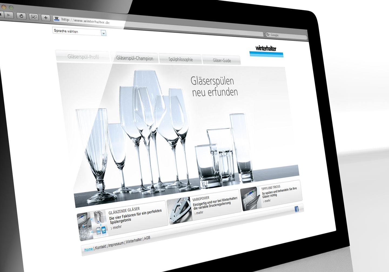Langenstein Portfolio: Winterhalter Gläserspüler