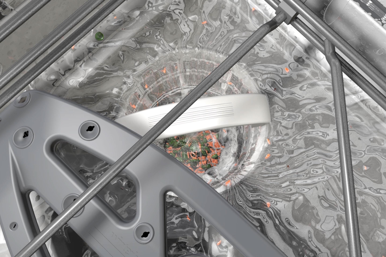Langenstein Portfolio: Animation Winterhalter PT-Durchschubspülmaschine