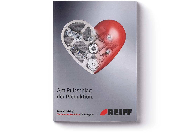 Langenstein Markencases: REIFF Katalog
