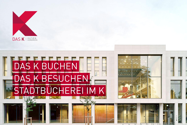 Langenstein Portfolio: Das K Website Vorschau