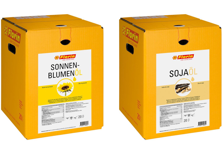 Langenstein Markencases: Florin Etiketten