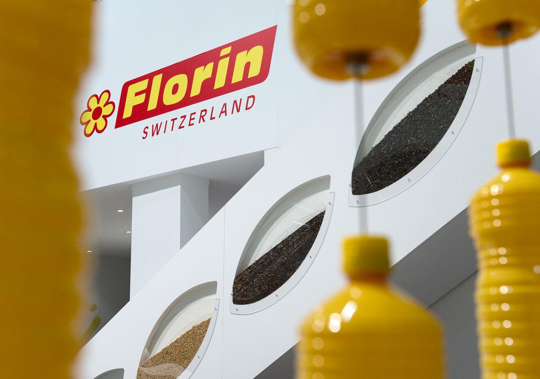 Langenstein Markencases: Florin Messestand
