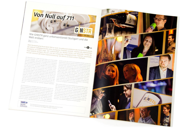 Langenstein Markencases: Marketing Club Clubnews