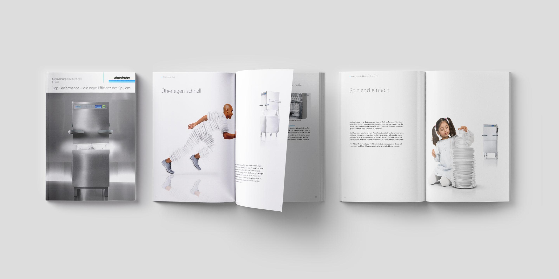 Langenstein Portfolio: Winterhalter Broschüre