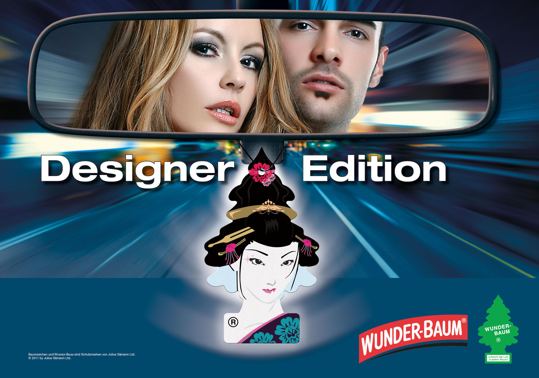 Langenstein Markencases: WUNDER-BAUM Designer Edition