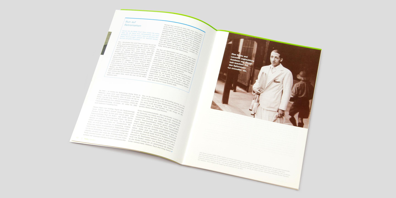 Langenstein Portfolio: Cision Broschüre